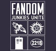 Fandom Junkies  Unisex T-Shirt