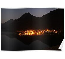 Waterton Reflections Poster