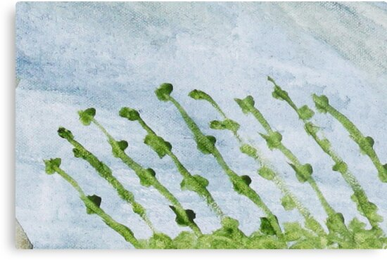 Impression Shore Seaweeds by Thomas Murphy