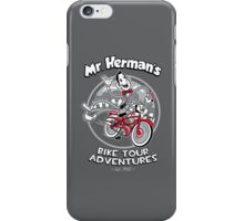 Mr. Herman's Bike Tour Adventures iPhone Case/Skin