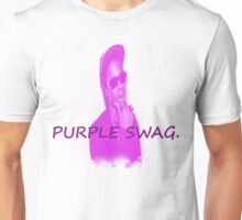 Purple Swag Unisex T-Shirt