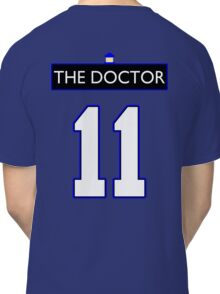 Team Smith (The Doctor Jersey #11, Version TaRDiS) Classic T-Shirt