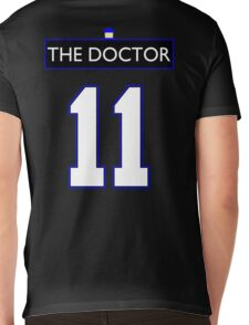 Team Smith (The Doctor Jersey #11, Version TaRDiS) Mens V-Neck T-Shirt