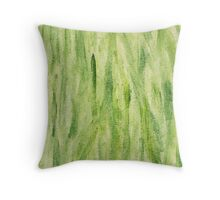Impression Seaweed Throw Pillow