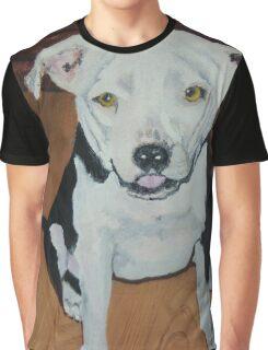 Jackie Dog Graphic T-Shirt