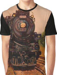 Evening CP Engine 1201 Graphic T-Shirt