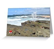 Christmas at Spoon Bay 9 Greeting Card