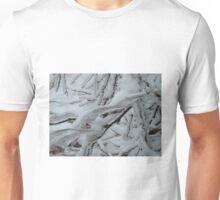 Snow Covered Tree Unisex T-Shirt
