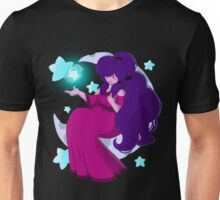 Lady of the Night Sky Unisex T-Shirt