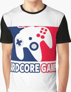 Hardcore Gamer Graphic T-Shirt