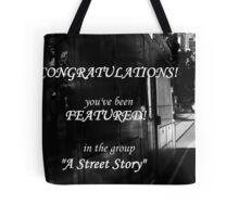 Banner challenge entry Tote Bag