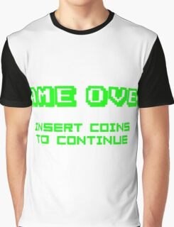 Game Over Graphic T-Shirt