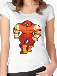 Juggernaut  Women's Fitted Scoop T-Shirt