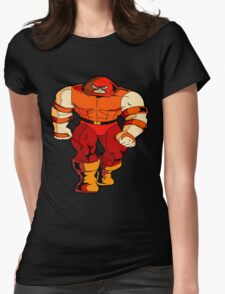 Juggernaut  Womens Fitted T-Shirt