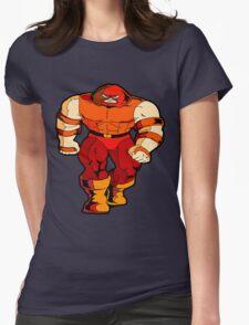 Juggernaut  Womens Fitted T-Shirt