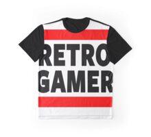 Retro Gamer Graphic T-Shirt