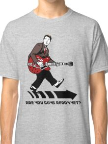 Marty Mcfly Johnny B Goode Classic T-Shirt