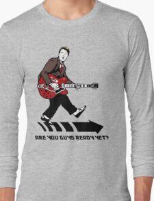 Marty Mcfly Johnny B Goode Long Sleeve T-Shirt