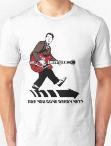 Marty Mcfly Johnny B Goode Unisex T-Shirt