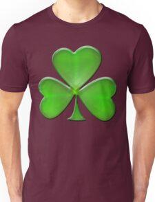 Candy Shamrock Unisex T-Shirt