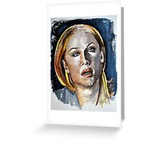 Kate (Elisabeth Rohm), featured in The Group Greeting Card