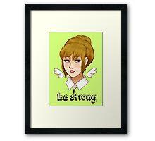Life is Strange - Kate Marsh Framed Print