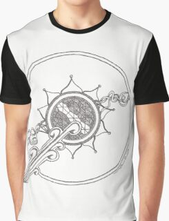 The Inner Workings of the Imagination. Graphic T-Shirt