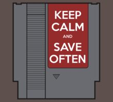Keep Calm, Save Often by Chuloopa