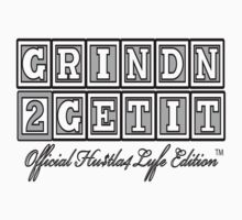 GRINDN2GETIT TM BLOCKTIGHT DESIGN by GRINDN2GETIT