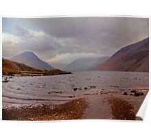 Choppy Waters - Wastwater Poster