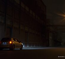 Late Night Port shot - Levin ZR by Drofidits