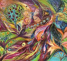 The World of Lilies....the original can be purchased directly from www.elenakotliarker.com by Elena Kotliarker
