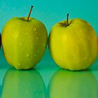 Four apples by Marco Dall'Omo