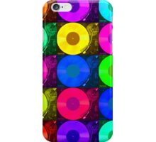 Technics 2010 Multi Colour iPhone Case/Skin