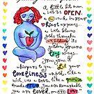 Opening Heart Goddess by GoddessLeonie
