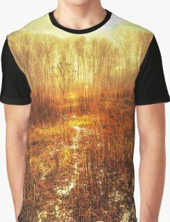 """""""New Beginnings"""" Graphic T-Shirt"""
