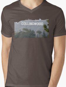 Collingwood Mens V-Neck T-Shirt