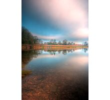Outwoods Lake 1.0 Photographic Print