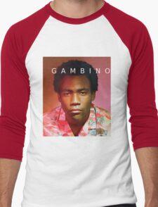 Childish Gambino Because The Internet Men's Baseball ¾ T-Shirt