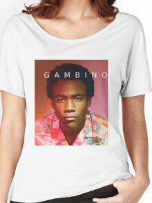 Childish Gambino Because The Internet Women's Relaxed Fit T-Shirt