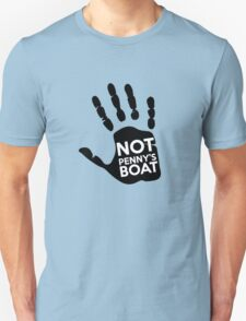 Not Penny's Boat T-Shirt