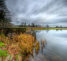 Outwoods Lake 2.0 by Yhun Suarez