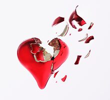 Broken Heart by Andrew Bret Wallis