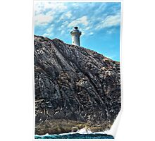 South Solitary Island Lighthouse Poster