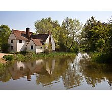 Willy lotts cottage Photographic Print