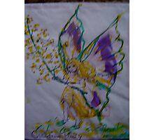 oncidium fairy Photographic Print