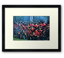 Re- Load! Framed Print