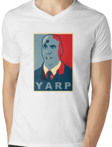 Yarp Mens V-Neck T-Shirt