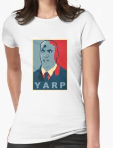 Yarp Womens Fitted T-Shirt