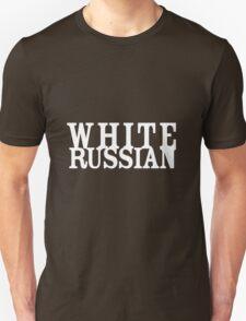 White Russian, White Heat T-Shirt